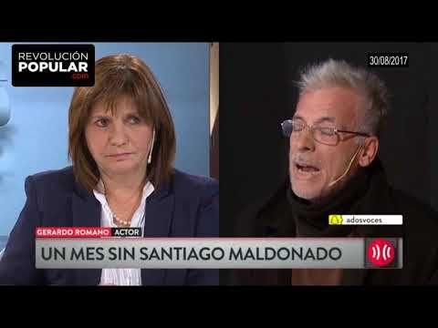 Imperdible: Romano le pega un baile a Mirtha sobre el caso Nisman - YouTube