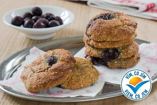 Višňové sušenky