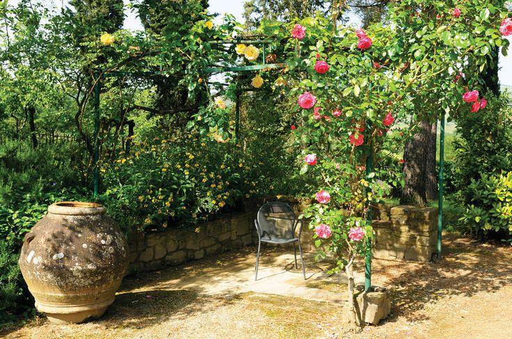 A kertek utánozhatatlan hangulatúak
