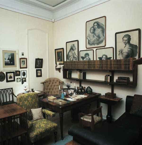 Leo Tolstoy's writing desk