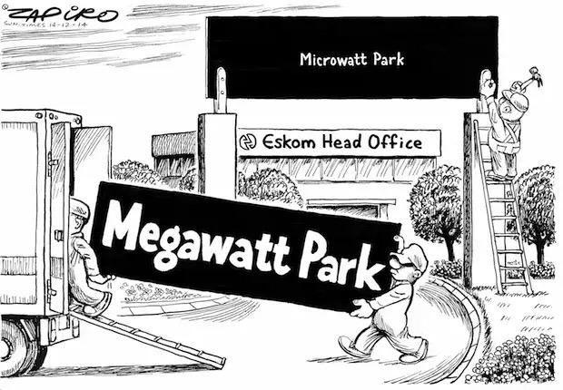 Eskom Loadshedding Pinterest: 14 Best Images About Zapiro On Pinterest