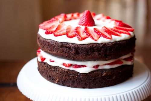 If I had to choose between getting a boyfriend and eating a slice of this cake, I would cry because I want both, but I would eventually choose the cake if I could only pick one.