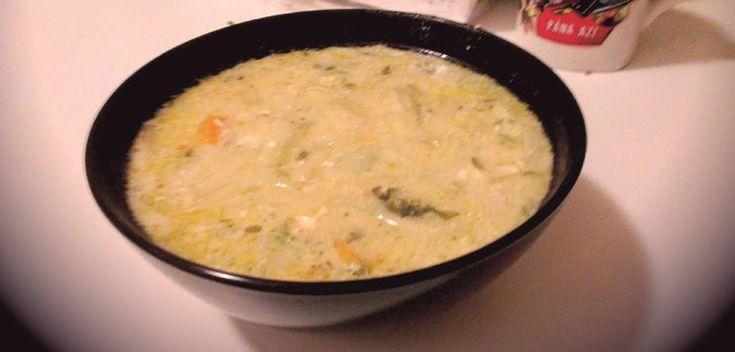A famous Romanian soup: Ciorba de scarita