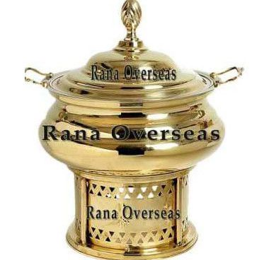 Big size dishes which are used for serving purpose are referred to as chafing dishes.  Visit here:- http://www.ranaoverseas.org/blog/procure-superior-quality-equipment-with-good-brass-chafing-dishes-manufacturers-online/