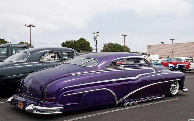 1949 Mercury Coupe - leadsled