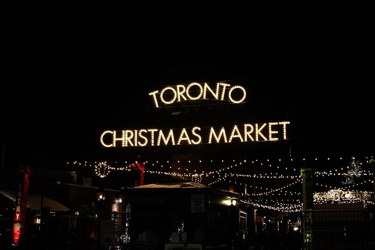 Ontario Christmas Markets