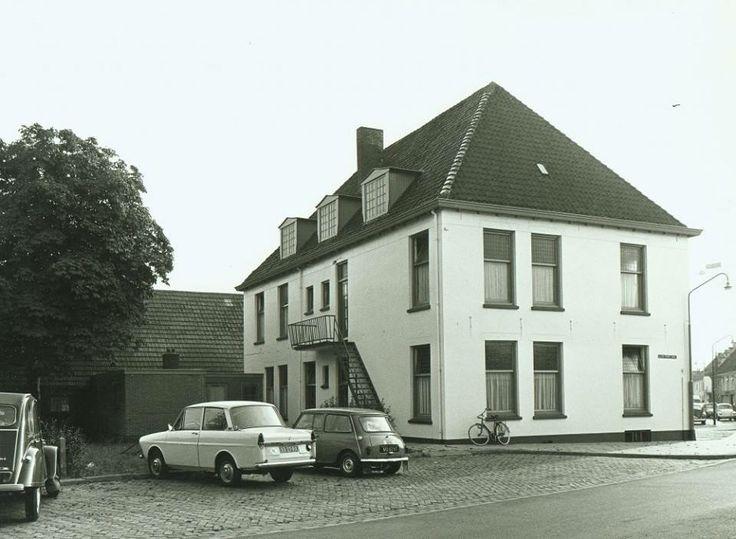 Het weeshuis in 1971