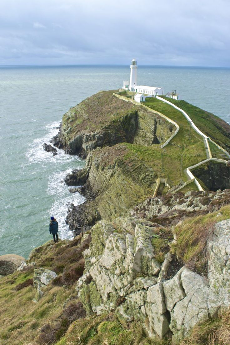 South Stack Lighthouse Isle of Anglesey
