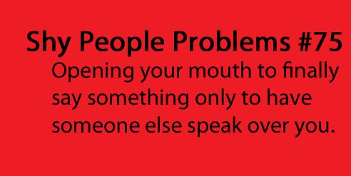 All the time!!! This is the worst thing ever, and then the conversation moves on and you have nothing to say again.