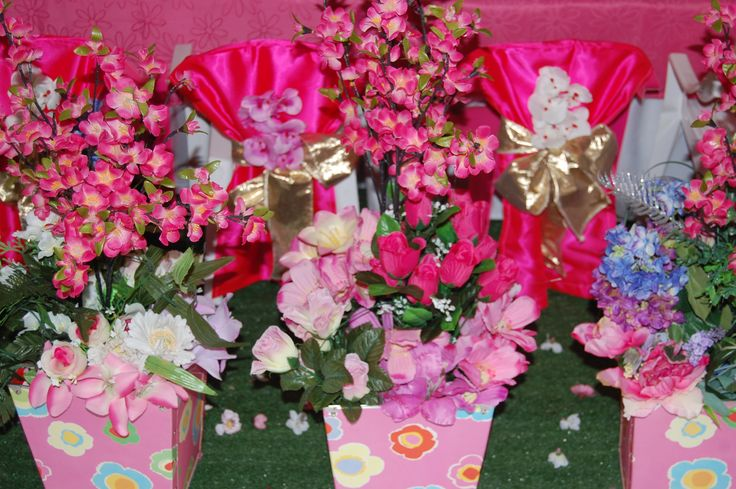 Wish Upon a Party - Chinese Tea Party Garden Hire