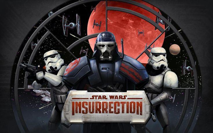 Star Wars Insurrection, un hack and slash sur mobile est maintenant disponible sur Android - http://www.frandroid.com/android/applications/jeux-android-applications/309688_star-wars-insurrection-hack-and-slash-mobile-disponible-android  #ApplicationsAndroid, #Jeux