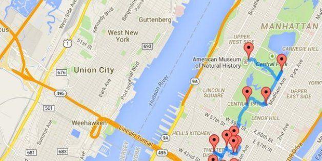 La ruta que debes seguir para ver todo Nueva York andando en menos de cinco horas