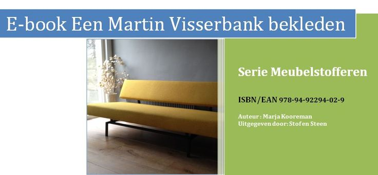 2e digitale versie ISBN/EAN 978-94-92294-02-9  Het E-book een Martin Visser bank bekleden laat stapsgewijs zien hoe je de bank zelf kunt herstofferen. Het zijn duidelijke foto's met veel uitleg. Welke gereedschappen je nodig hebt en hoeveel stof je nodig hebt. Hoe vervang je een No-sag of zigzag veer etc.     Is de inlogprocedure te ingewikkeld? Stuur ons een mailtje welke handleiding je graag zou willen, dan versturen per email een factuur. Na ontvangst van betaling krijg je het E-book per…