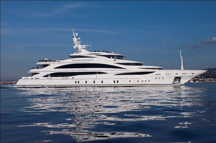 Diamonds are Forever by Benetti Yachts - 2012 World Superyacht ...