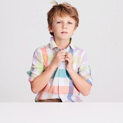 Boys' Dress Shirts, Linen Shirts & More : Boys' Shirts | J.Crew