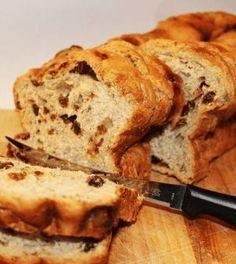 Recept voor koolhydraatarm krentenbrood