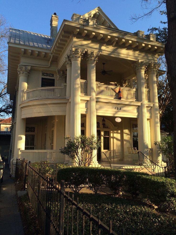 San Antonio's King William District