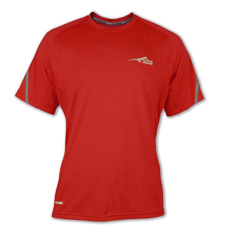 Mens Neo Tee | First Ascent