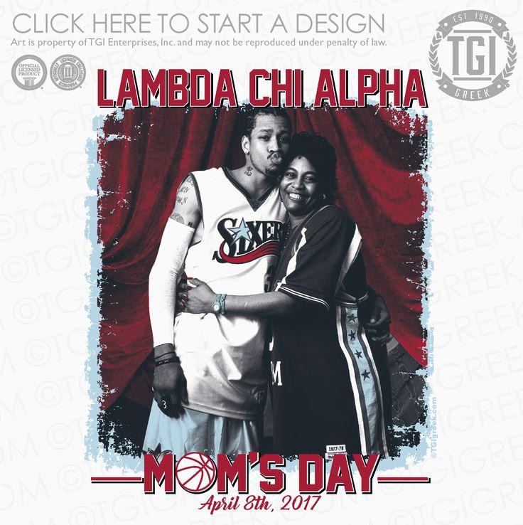 Lambda Chi Alpha | ΛΧΑ | Mom's Day | Mom's Day Shirt |TGI Greek | Greek Apparel | Custom Apparel | Fraternity Tee Shirts | Fraternity T-shirts | Custom T-Shirts