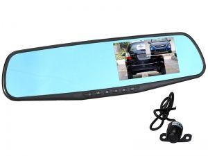 Зеркало-видеорегистратор DVR L900 full hd с выносной камерой заднего вида http://kupika.profit117.ru/i3790269-zerkalo-videoregistrator-dvr-l900-full-hd-s-vynosnoy-kameroy-zadnego-vida.html  Зеркало заднего вида с видеорегистратором DVR L900 – устройство для автомобиля два в одном. Установите предлагаемый нами зеркало- видеорегистратор в салоне вашей машины и записывайте все события, которые происходят вокруг. Вам не придётся опасаться, что ДТП с вашим участием будет неверно или предвзято…