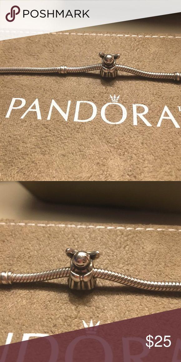 Pandora Angel Charm  Pandora Angel of Hope Charm. Bracelet not included. Pandora Jewelry