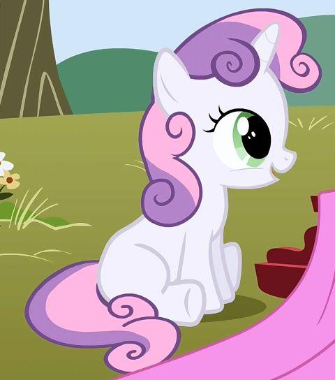 Sweetie Belle - My Little Pony Friendship is Magic Wiki