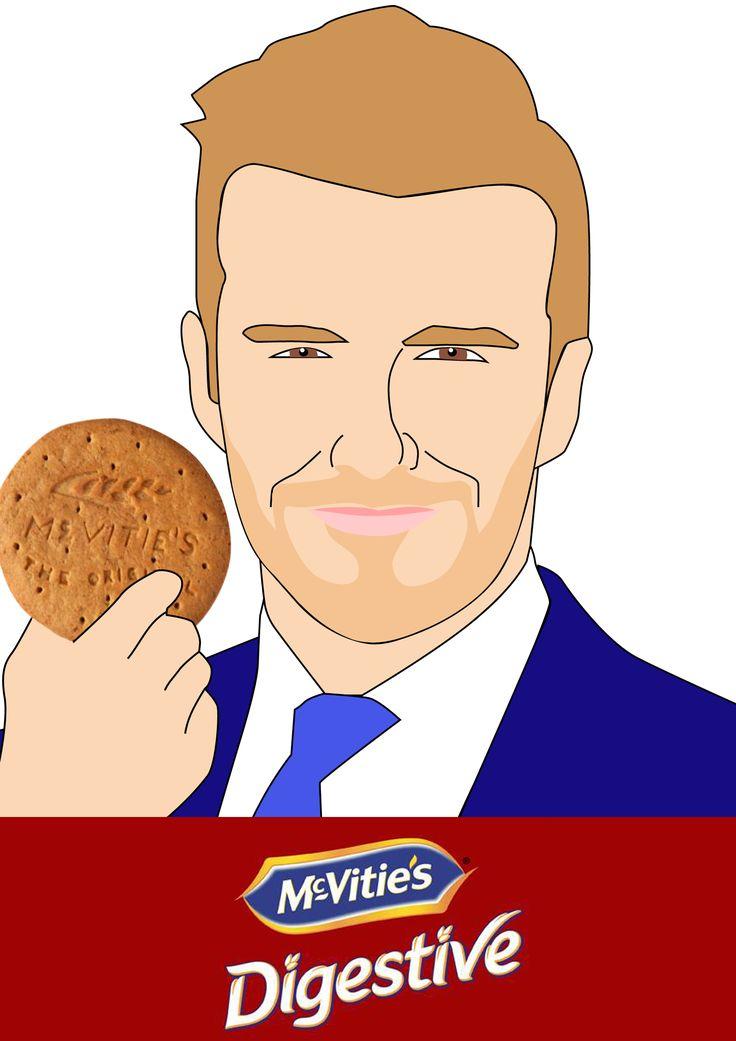 #mcvitiesitalia #mcvitiesdigestive #mcvitiesoriginal #mcvities #davidbeckham #excalciatore #british #victoriabeckham #biscuits #biscotto #sweet #dolce #food #adattoaldopopartita #cibo #snackgustoso
