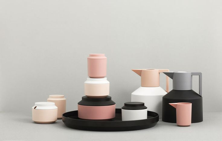 Geo Blush Nude Range by Normann Copenhagen