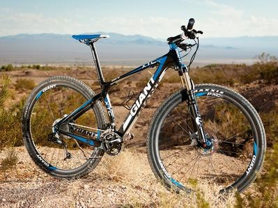 Giant Mountain Bikes | Giant XtC Composite 29'er 0 – First Ride Review - BikeRadar