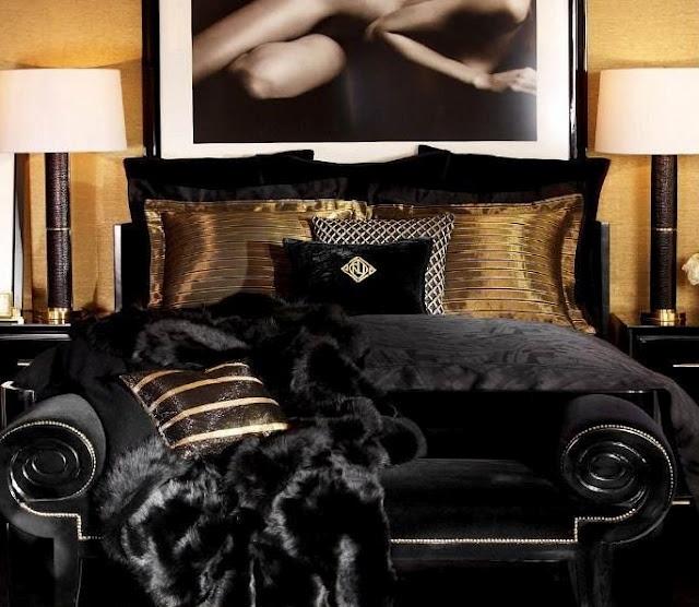Ralph Lauren Home Art Deco Collection