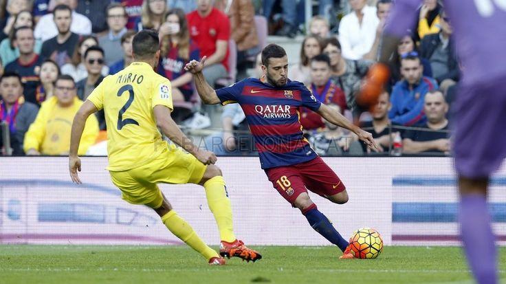 FC Barcelona - Villarreal (3-0) | FC Barcelona