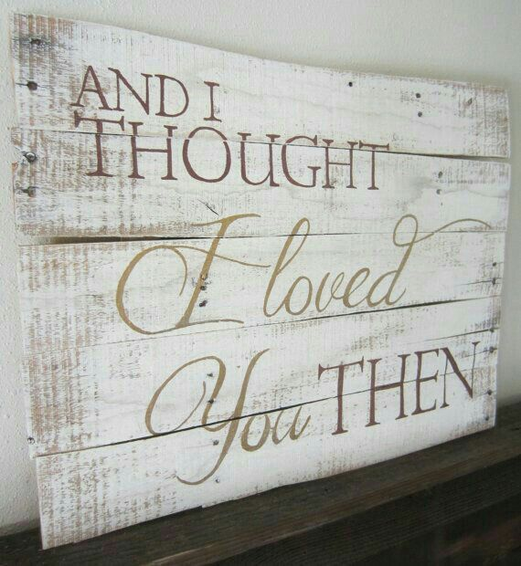 nice And I thought I loved you then... by http://www.best99-home-decor-pics.club/homemade-home-decor/and-i-thought-i-loved-you-then/