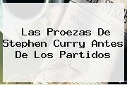 http://tecnoautos.com/wp-content/uploads/imagenes/tendencias/thumbs/las-proezas-de-stephen-curry-antes-de-los-partidos.jpg Stephen Curry. Las proezas de Stephen Curry antes de los partidos, Enlaces, Imágenes, Videos y Tweets - http://tecnoautos.com/actualidad/stephen-curry-las-proezas-de-stephen-curry-antes-de-los-partidos/