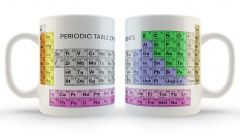 Hrnek - Periodická tabulka prvků