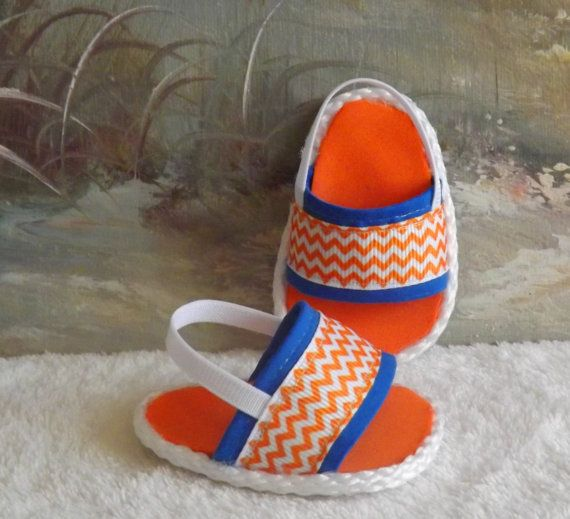 American Girl Doll Clothes Sandals Shoes Florida Gator Inspiration Limited Edition
