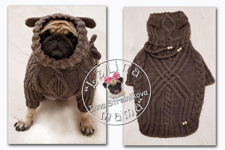 #араны #handmade #хендмейд #pug #pugs #carlino #mops #мопс #ручнаяработа #вязание #вязаниесобакам #назаказ #собаки #dog #вяжудлясобак #вязанаяодеждадлясобак #вязаниесобакам #одеждаживотным #одеждадлясобак #dogfashion #dog #crochet #crochetting #knitdogs #knitweardesign #livemaster #mysolutionforlife #dogsweater #instadog #dogsofinstagram #dogcoat #ажур #knit #wooll #knitted #craft #petcloth