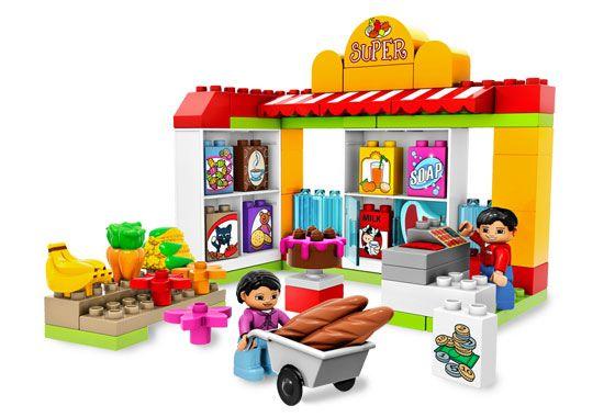 5604-1: Supermarket | Brickset: LEGO set guide and database