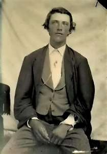 Billy the Kid also known as William H. Bonney ??? Is the photo Authentic??
