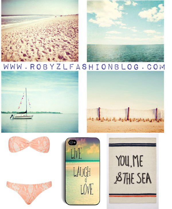 the #essentials :) #sea and #sky  #bikini now on www.robyzlfashionblog.com