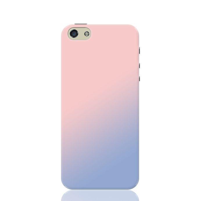 Rose Quartz & Serenity Ombré Case for iPhone 5/5s/iPhone SE