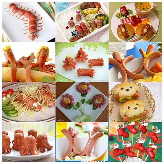 15 Creative DIY Ideas to Serve Hot Dogs | iCreativeIdeas.com Like Us on Facebook == https://www.facebook.com/icreativeideas