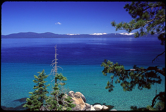 Lake Tahoe - I can finally say I've been here. What an amazing place!!