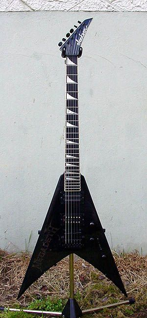 Dave Mustaine's king V