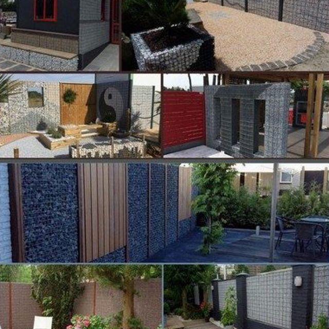 Mur Paysager Separation Antibruit Efficace Claustra Esthetique Et Abordable Chez Gedimat Nous Decoration Exterieur Claustra Materiaux De Construction