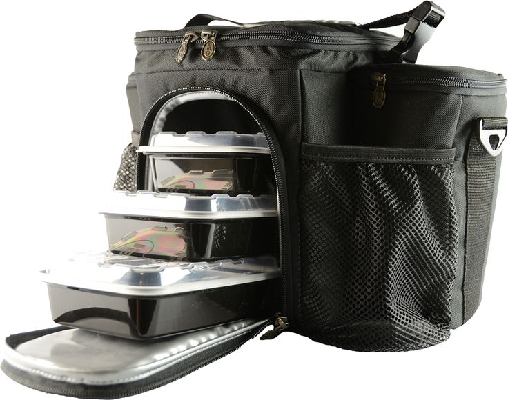Isobag Meal Bag System