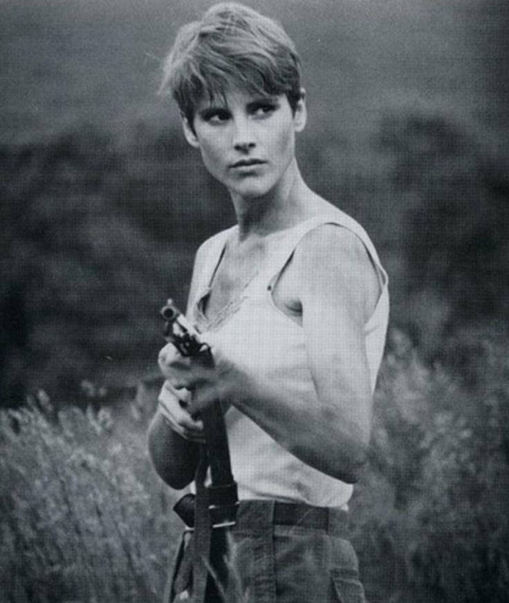 "Barbara ""Patricia Tallman"" Night Of The Living Dead (1990)"