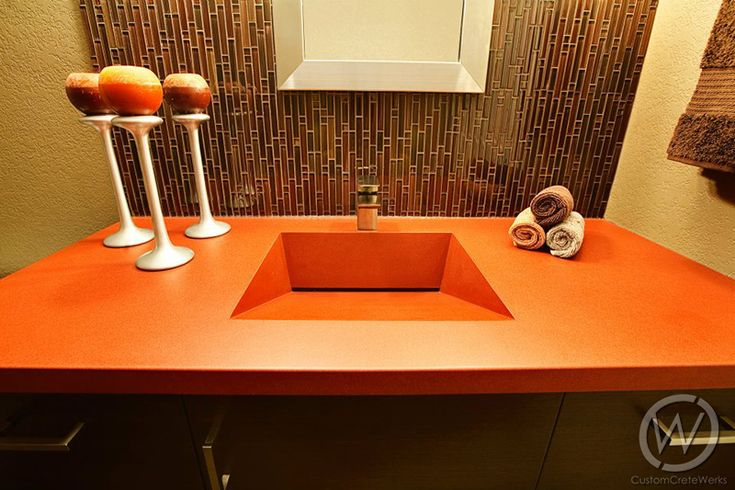 Ramp Sinks are awesome! They're our featured product right now!