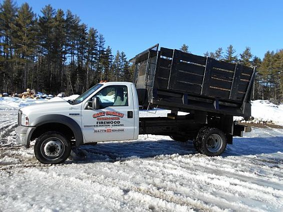 2005 Ford F550 Dump Truck For Sale in Wells, NY A00001 | Want Ad Digest Classified Ads
