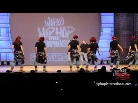 Request Dance Crew, Hip Hop Dance Championships 2011