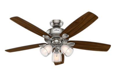 Ceiling Fan Parts & Manual | Meridale 53306 | Hunter Fan
